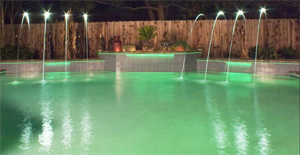 Xnews Star Bottom Floor Amp Lighted Water Features