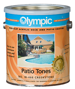 Olympic Patio Tones Deck Coatings HornerXpress Worldwide