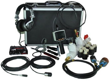 Leaktronics Pro Leak Detection Kit Hornerxpress Worldwide