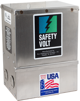 Lion Pool Products Safety Volt Transformer