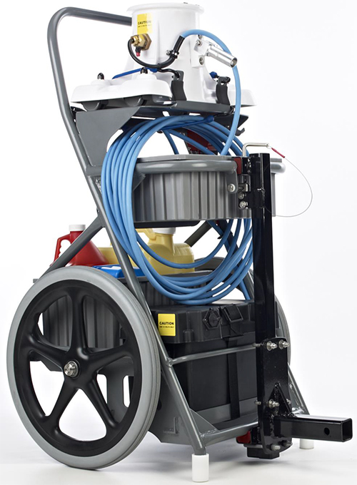 Power Vac Pv 2100 With Cart Hornerxpress Worldwide