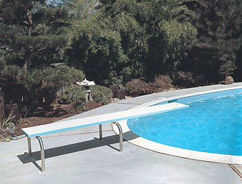 S.R. Smith U-Frames Diving Board